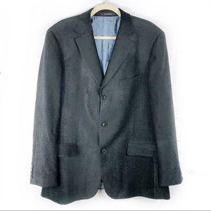 Hugo Boss Scorsese Velvet Sport Coat Blazer Jacket